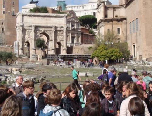 Voyage Italie 2013