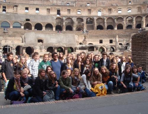 Voyage Italie 2011