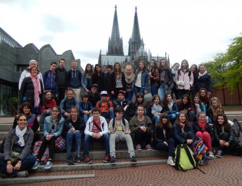 Voyage Allemagne 2014