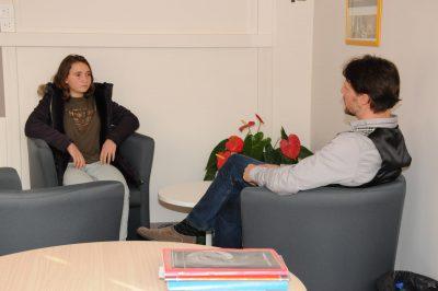 M. Renaud : Conseiller et accompagner le jeune