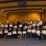 Les diplômés du bouclier de la résilience
