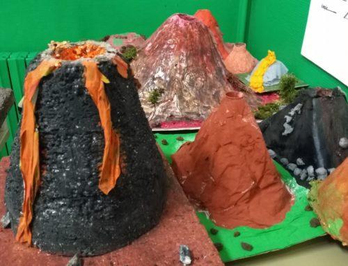 Les volcans en 4ème