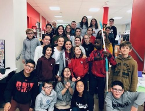 Escape Game avec les classes de 5C 5D et 5G