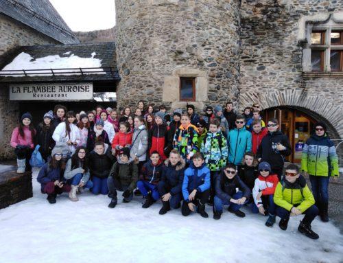 Séjour au ski au Pla d'Adet à St Lary Soulan du 3 au 9 février