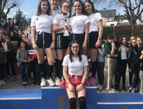 """Résultats du tournoi de foot féminin- """"mois de mars égalité filles-garçons"""""""