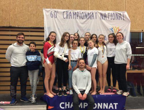 Gym :Ste Marie meilleur Collège de France