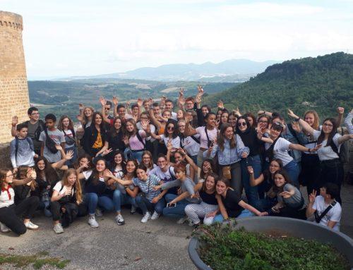 Voyage en Italie octobre 2019