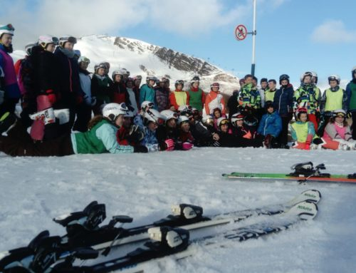Séjour au ski janvier 2020