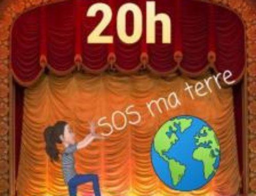 Spectacle SOS Ma Terre Jeudi 17 juin à 20H à Juliette Drouet